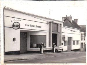 Garage Années 60