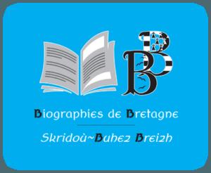 Logo Biographies de Bretagne