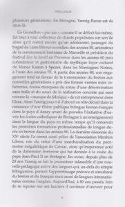 Yannig Baron - Prologue