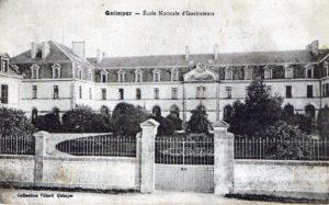 École Normale d'Instituteurs - Quimper