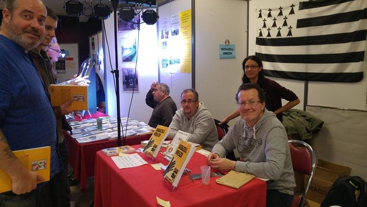 Festival du livre Carhaix