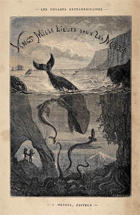 Vingt mille lieux sous les mers